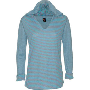 Topa Hoody – Cool Blue/Heather Grey