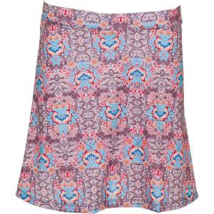 Globe-Trotter Skirt – Cool Blue Bouquet