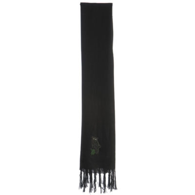 SCARF/WRAP – BLACK OWL
