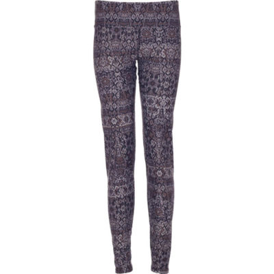 GLOBE-TROTTER LEGGINGS – Black Tapestry