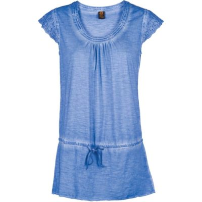 LIBBY TUNIC – BLUE CORNFLOWER