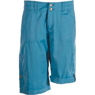 FAST DRY BERMUDA – NILE BLUE