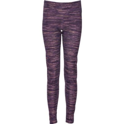 Globe-Trotter Leggings – Plum Stripe