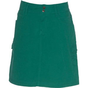 FAST DRY ROAD TRIP CARGO SKIRT – MOROCCAN GREEN