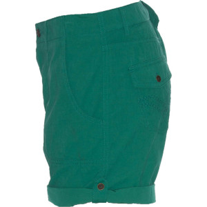 FAST DRY ROAD TRIP SHORT – Moroccan Green
