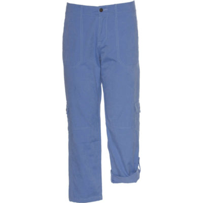 FAST DRY CARGO ROLL-UP PANT – Chambray