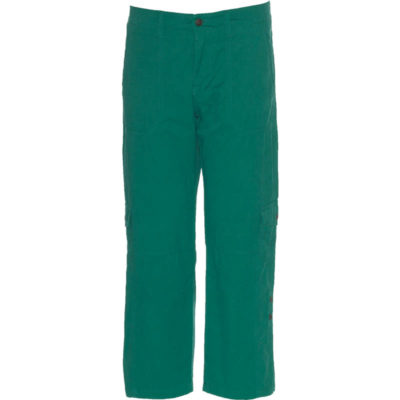 FAST DRY CARGO ROLL-UP PANT – Moroccan Green