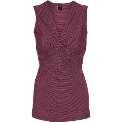 TOPA TWISTED TANK – Deep Rose