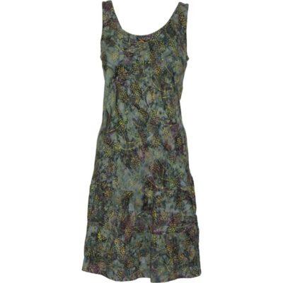 Weekend Dress – Celery Wildflower