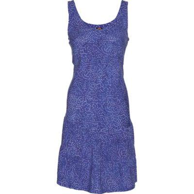 Weekend Dress –  Cobalt Blue Dots