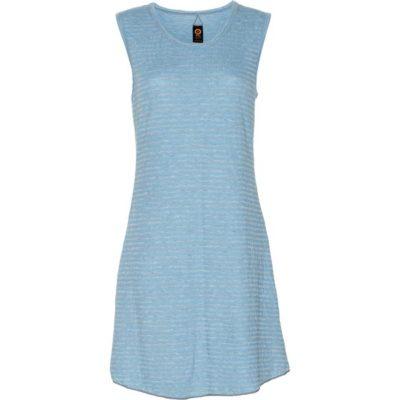 REVERSIBLE TOPA DRESS –  Blue Topaz