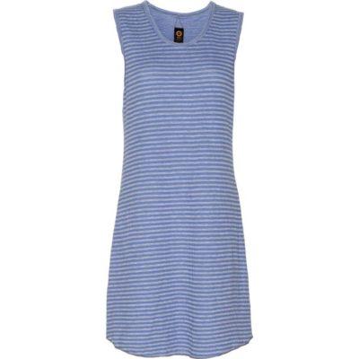 REVERSIBLE TOPA DRESS –  Cobalt Blue