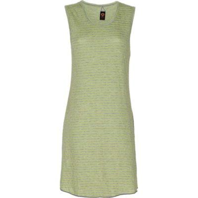 REVERSIBLE TOPA DRESS –  Lemongrass