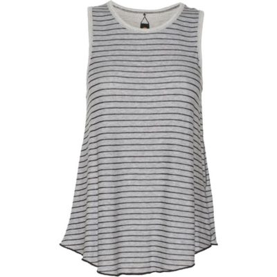 REVERSIBLE CLASSIC TANK – Flax