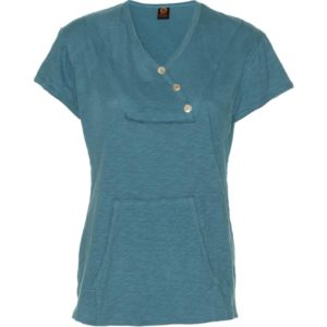 CRISS-CROSS KANGAROO – Teal Blue