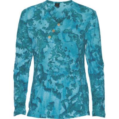 KANGAROO HENLEY – Turquoise