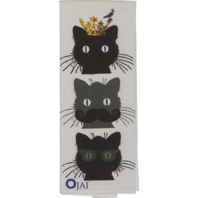 YOGA TOWEL – Trio Cat