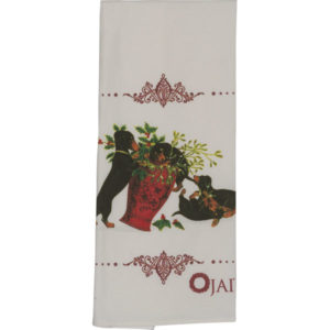 YOGA TOWEL – Doxie Dogs