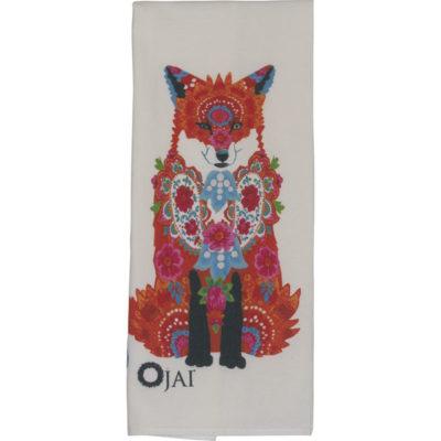 YOGA TOWEL – Fox